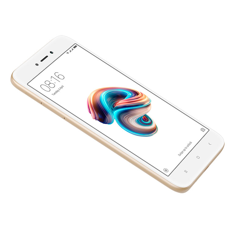 Redmi 5A gold 6
