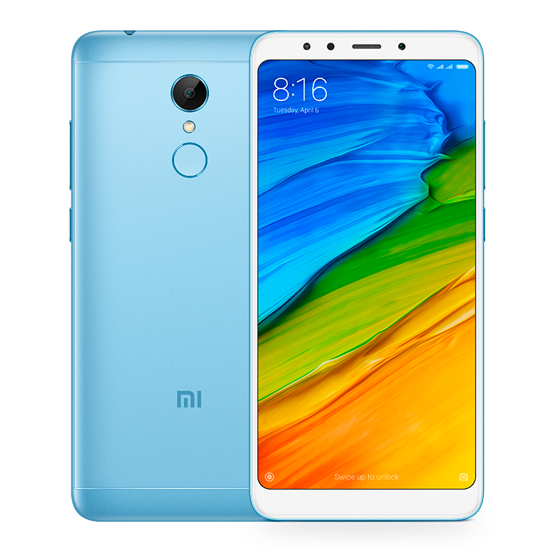 Redmi 5 3/32ԳԲ light-blue 1