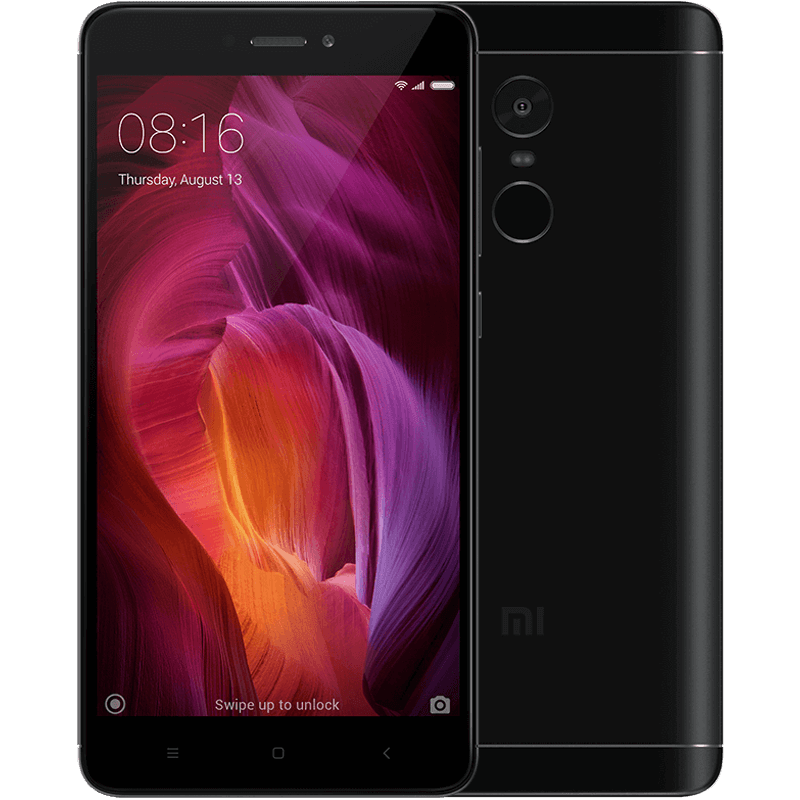Redmi Note 4 64GB black 2