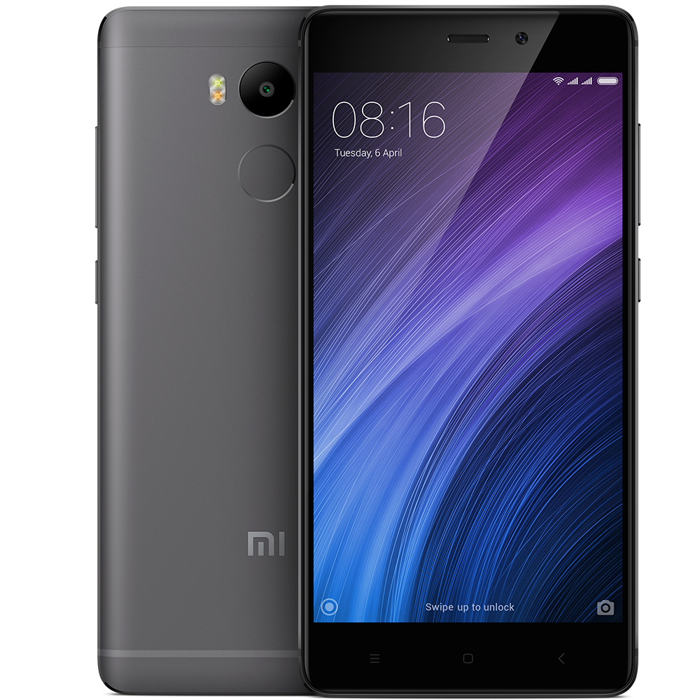 Redmi 4 Prime grey 2