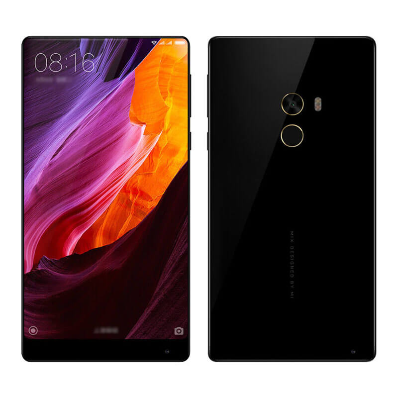Mi MIX 256GB (18K edition) black 3
