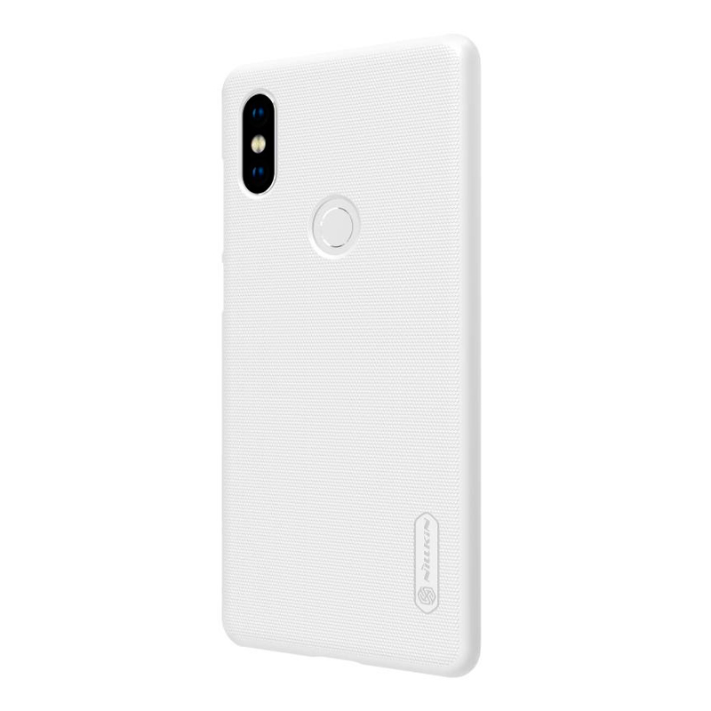 Nilkin Super Frosted Shield պաշտպանիչ պատյան Xiaomi Mi Mix 2S-ի համար white 1