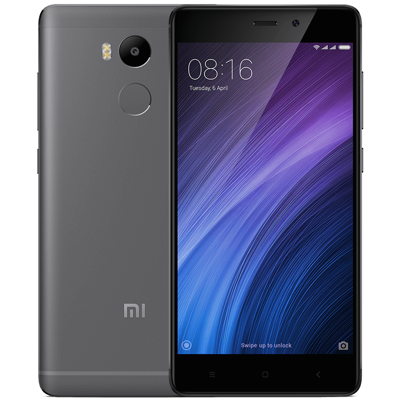 Redmi 4 Prime grey 1