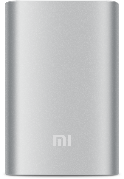 Mi Power Bank 10000 мА·ч