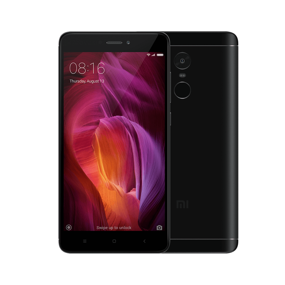 Redmi Note 4 64GB black 9