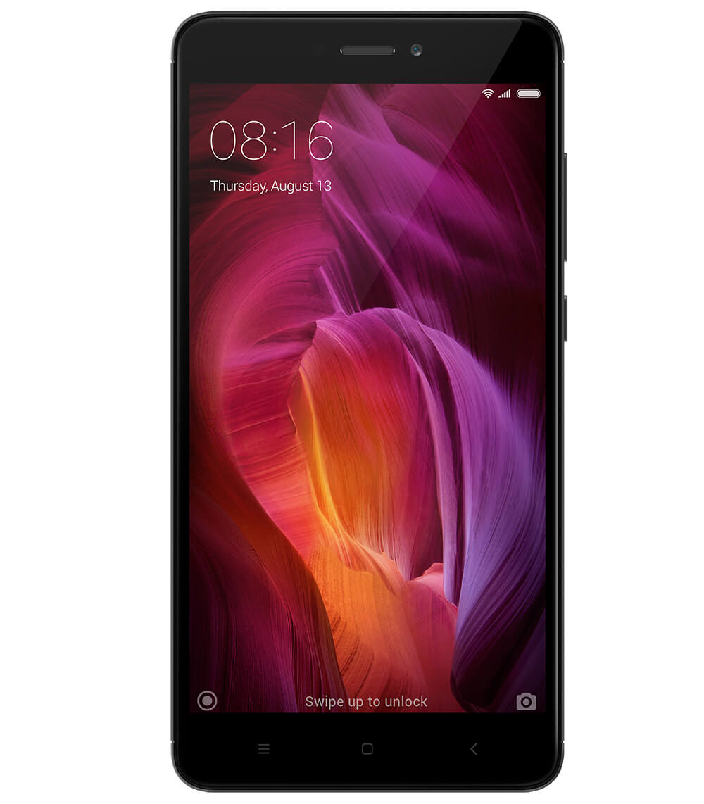 Redmi Note 4 64GB black 8