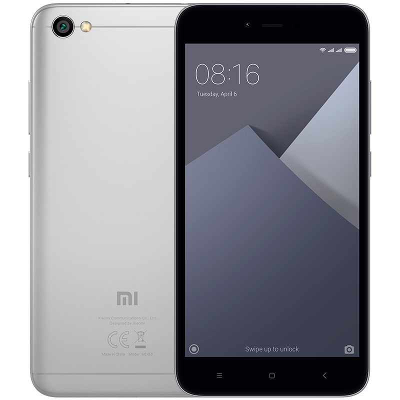 Redmi Note 5A Gray