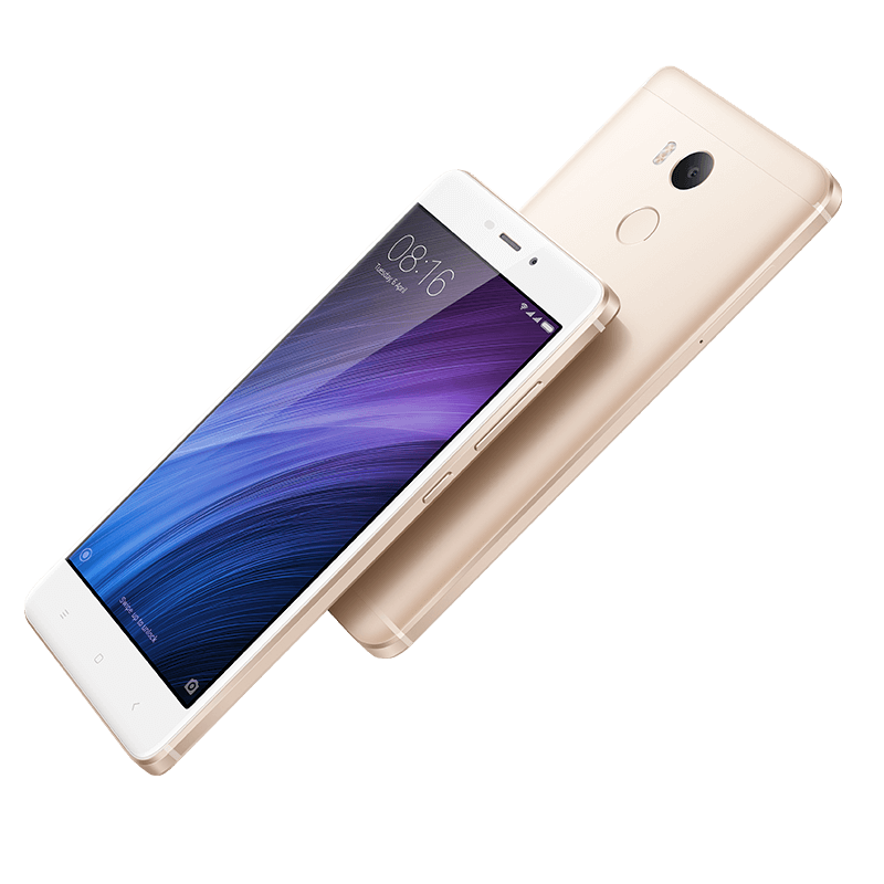 Redmi 4 Prime gold 5
