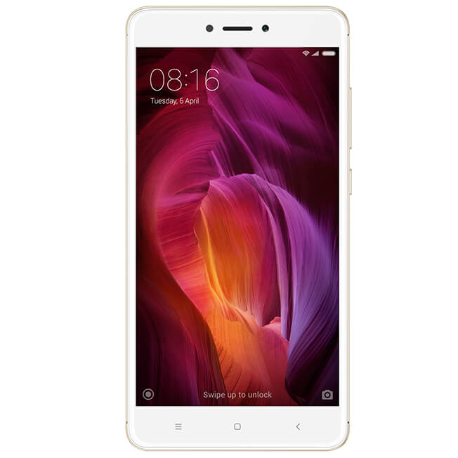 Redmi Note 4 32GB gold 2