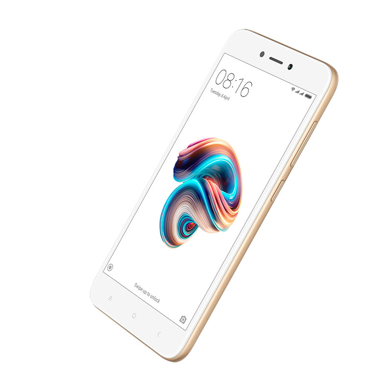 Redmi 5A gold 5