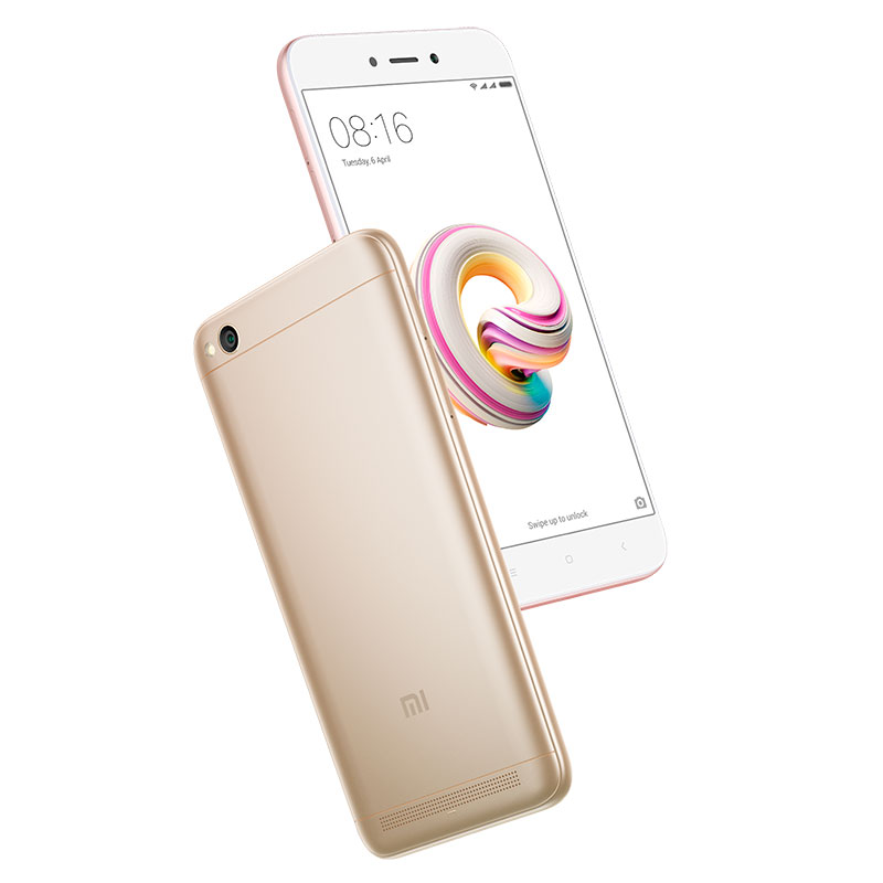 Redmi 5A rose_gold 4
