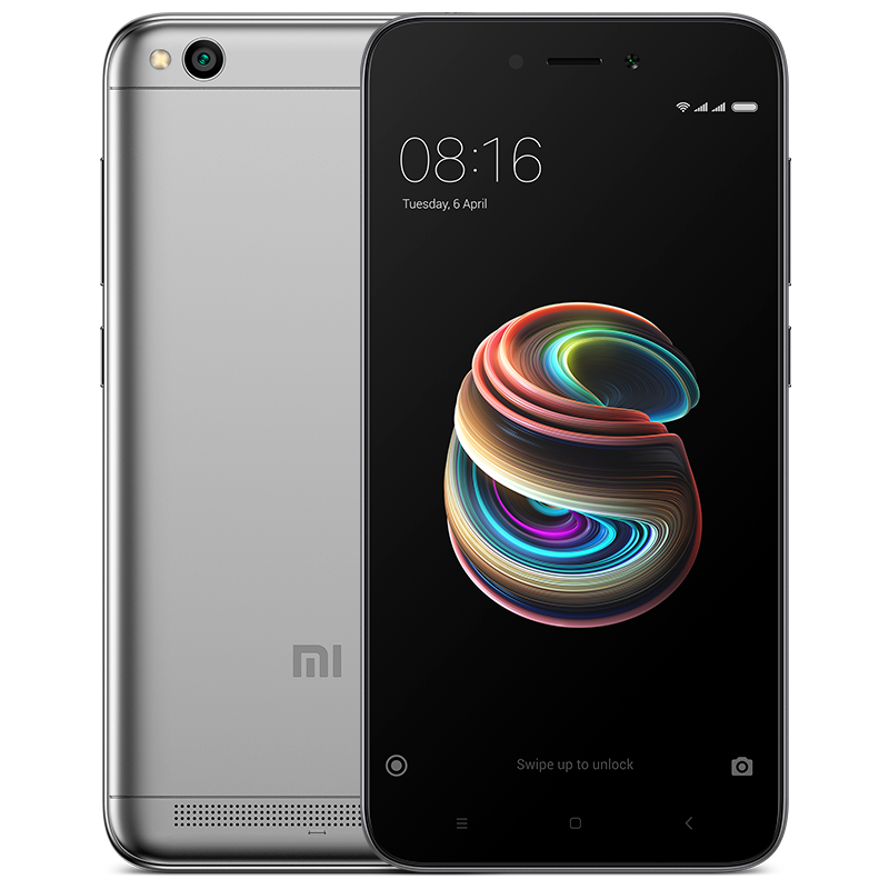 Redmi 5A grey 1