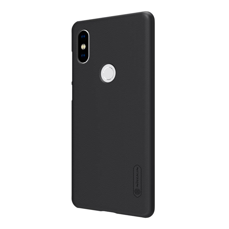 Nilkin Super Frosted Shield պաշտպանիչ պատյան Xiaomi Mi Mix 2S-ի համար black 1