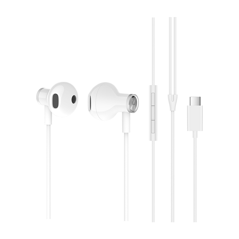 Mi Dual Driver Earphones Type-C white 1