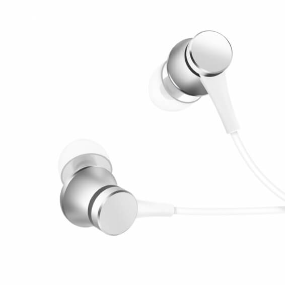 Mi In-Ear Headphones Basic Silver