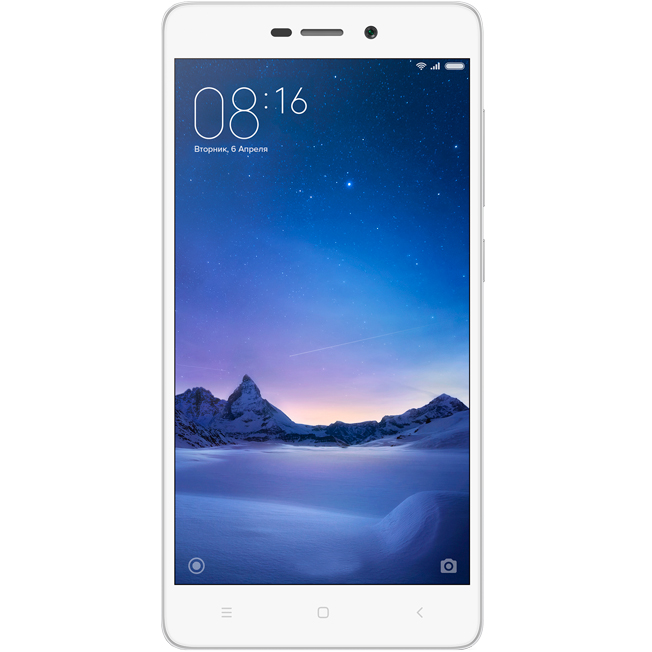 Redmi 3s 16GB silver 2