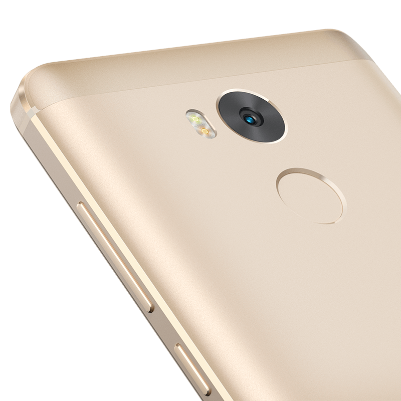 Redmi 4 Prime gold 4